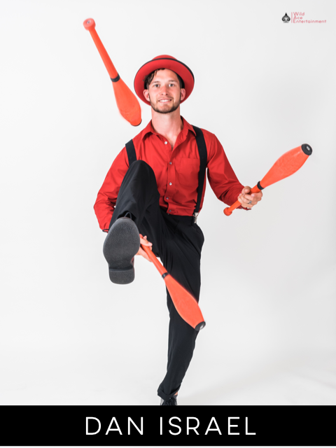 Comedy Jugglers and Unicyclists in FL