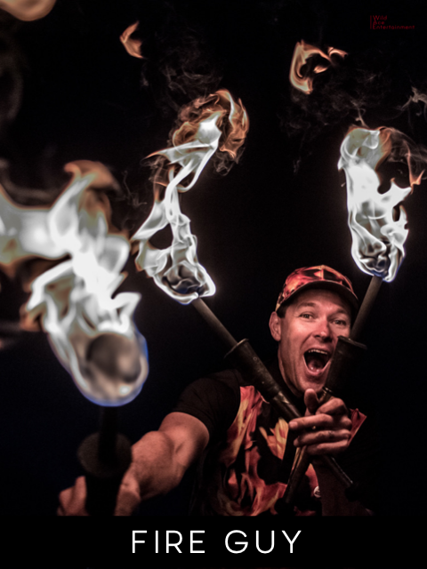 Florida Fire Performers and Jugglers