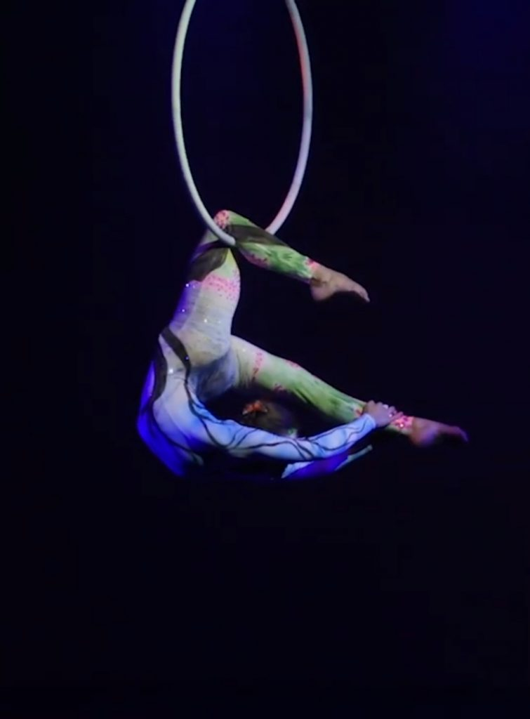 Aerial Contortion SWFL