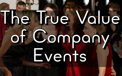 The True Value of Company Events