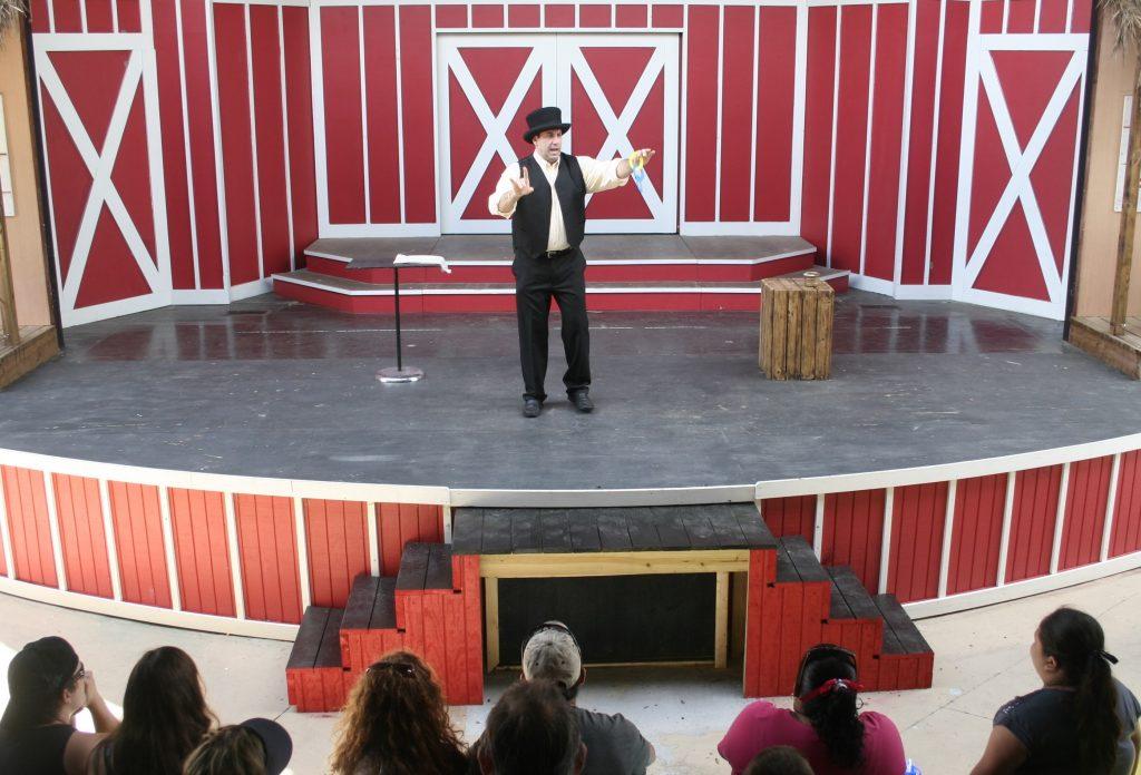 Magician in Orlando