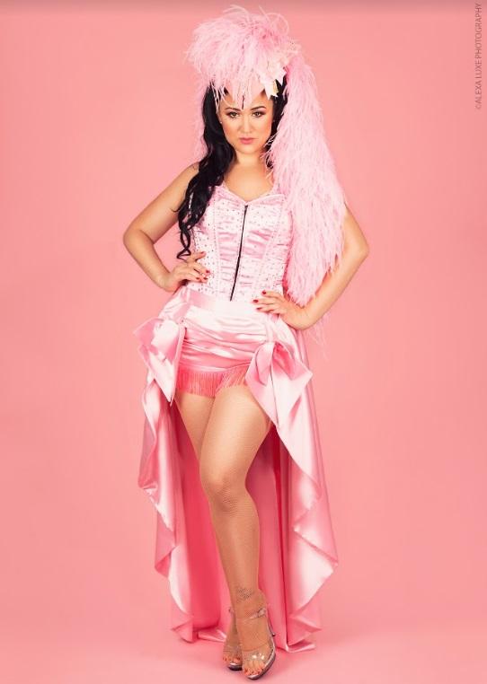 Showgirl Florida