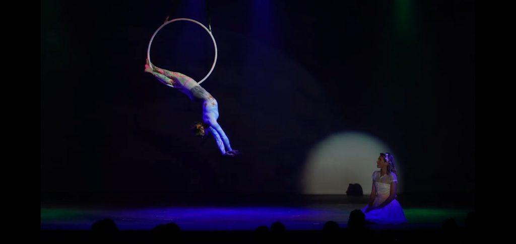 Florida Aerial Hoop Lyra
