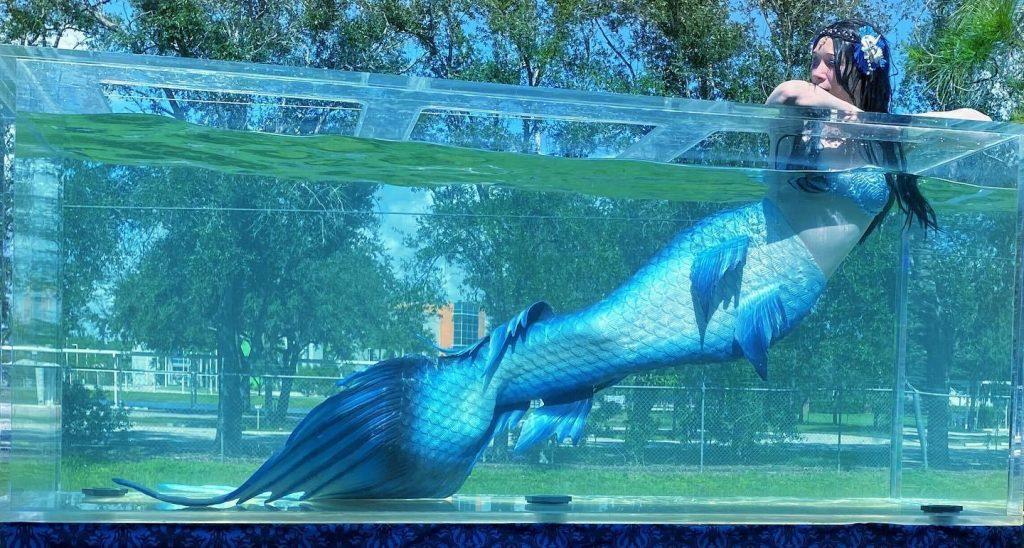 Mermaid Performer SWFL