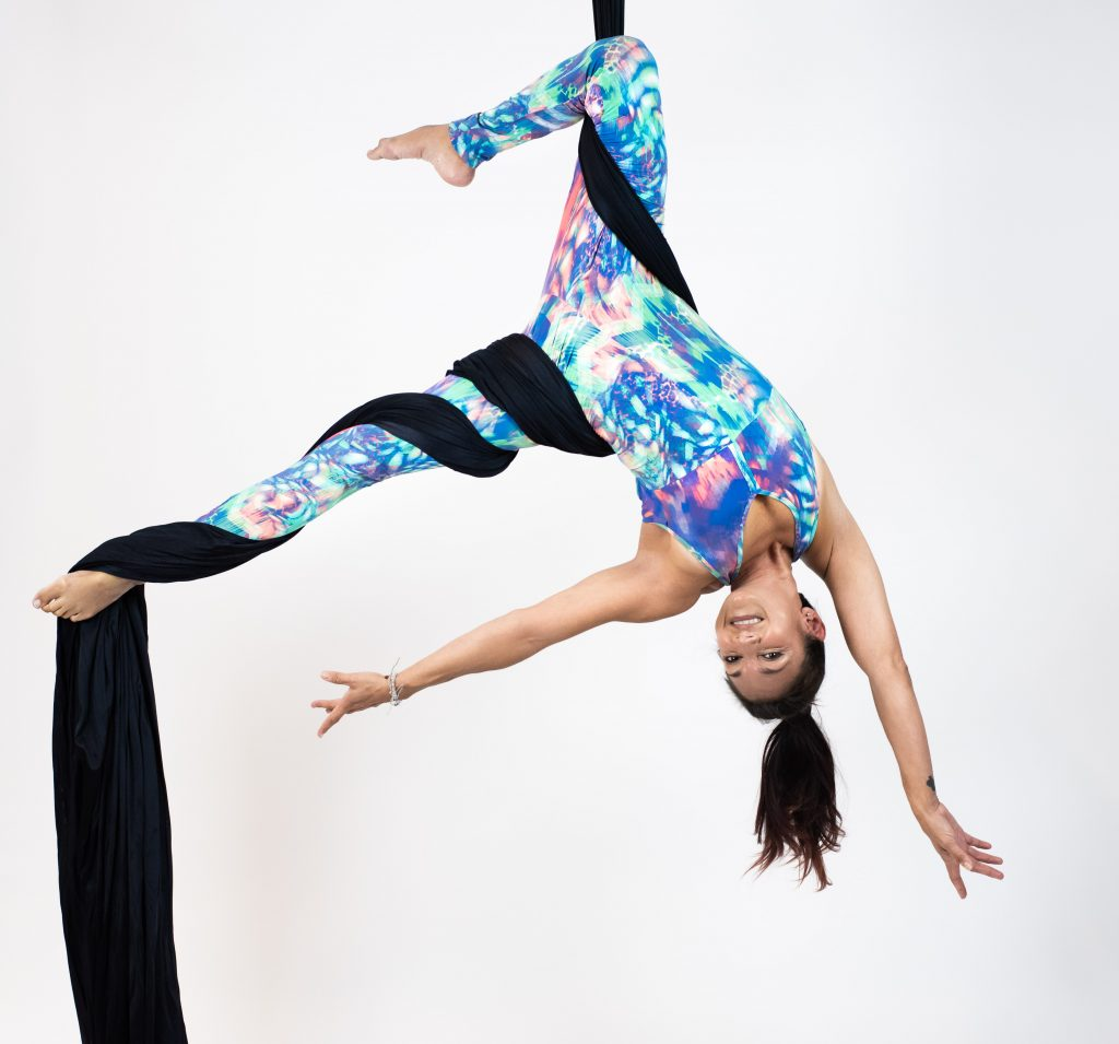 SWFL Aerial Silks Fabric
