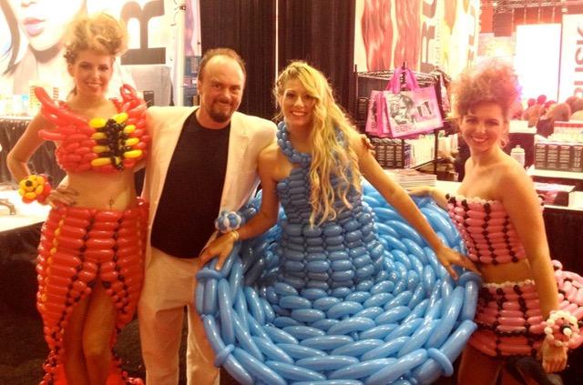Balloon Dress Tampa