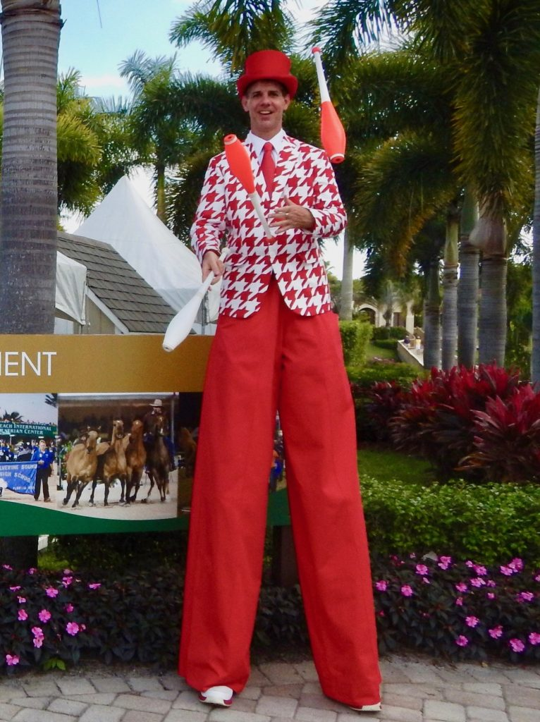 Florida Stilt Walker