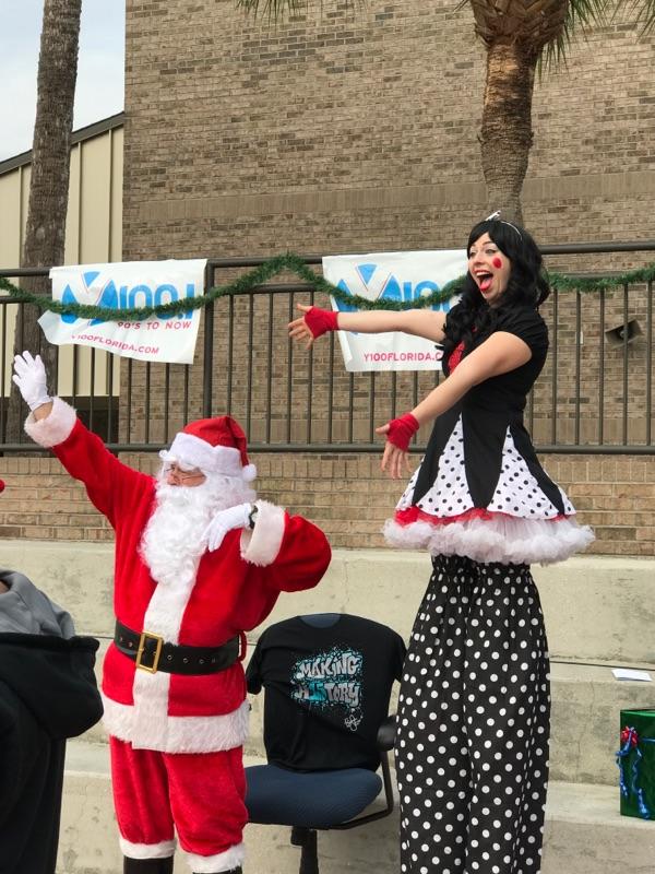Santa Elf Event Entertainment FL