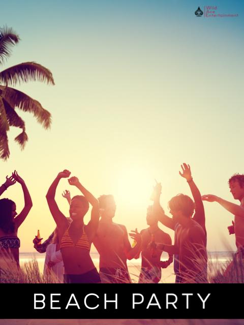 Florida Beach Party Entertainment