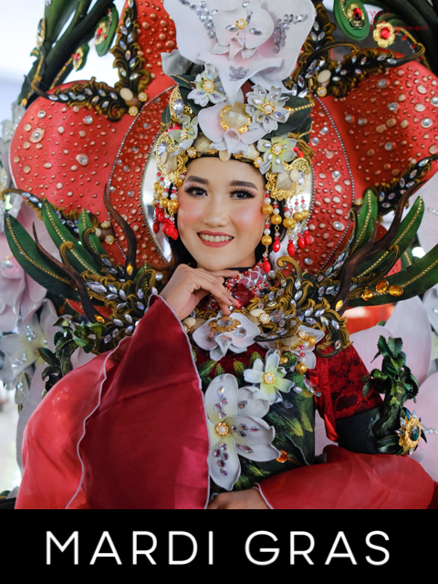 Florida Mardi Gras Themed Events