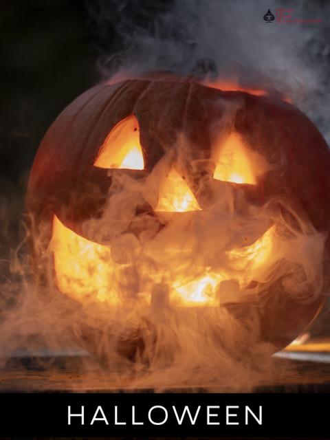 Florida Halloween Themed Entertainment